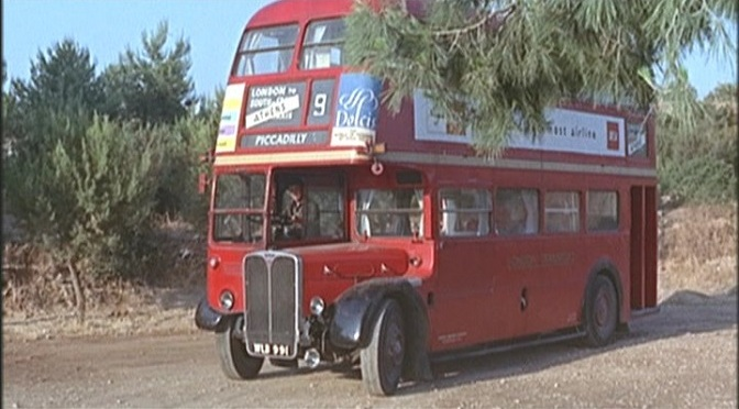 summer holiday bus